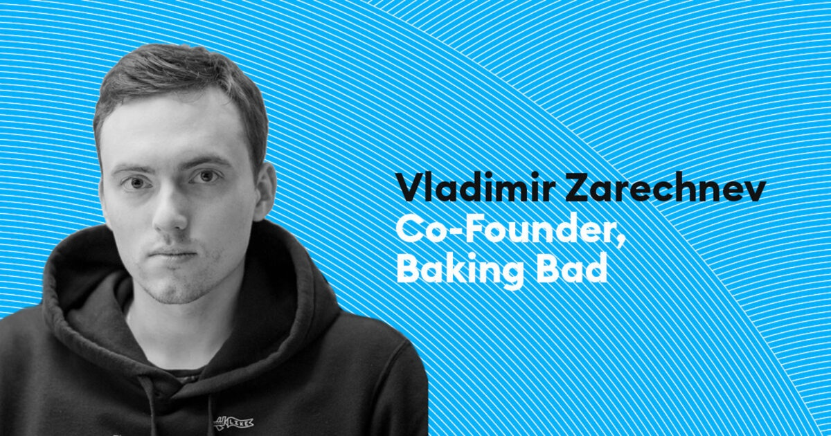 Vladimir Zarechnev from Baking Bad